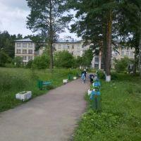 Туберкулезный санаторий 58, Кожино
