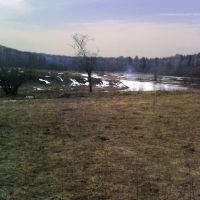 Река Москва 2, Кожино