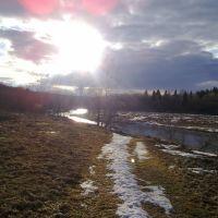 Река, Кожино
