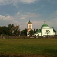 Церковь в Кожино, Кожино