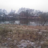 Кокошкинские пруды, декабрь 2008, Кокошкино
