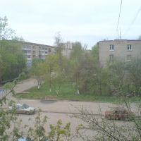 View from Lenin st. 8, Кокошкино