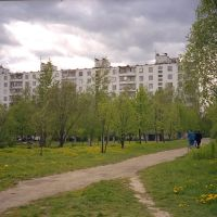 Ул. Дачная, дом №3, Кокошкино