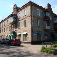 Самые старые сохранившиеся здания. Школьная 1., Кокошкино