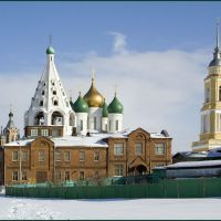 Кремль в коломне, Коломна