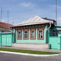 Russian house / Kolomna, Russia, Коломна