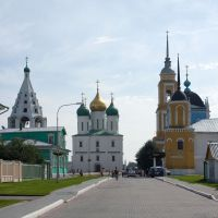 Kremlin / Kolomna, Russia, Коломна