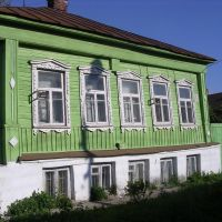 Old House in Kolomna 4, Коломна