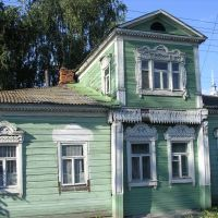 Old House in Kolomna 2, Коломна