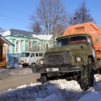 """Аварийные бригады """"Коломенского водоканала"""", Коломна"""
