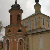 Церковь в Колюбакино, Колюбакино