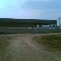 Завод, производит пакеты, 04.08, Колюбакино