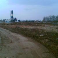 Песчанная площадка под завод, 04.08, Колюбакино
