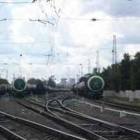 """Станция """"Яничкино"""", Котельники"""