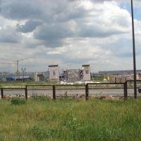 """Строительство ТК """"Белая Дача Аутлет"""", Котельники"""