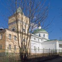 Kraskovo,Church of the Vladimir Icon of the Mother of God - Церковь Владимирской иконы Божией Матери, Красково, Красково