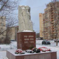 Воинам-Коренёвцам 1941-1945., Красково