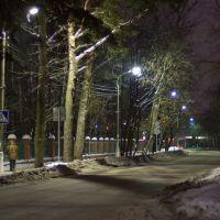 1-я Комсомольская  (24.01.2009), Красково