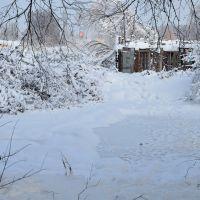 Остатки прудов в усадьбе Красково, Красково