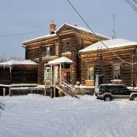 Южная часть главного дома усадьбы Красково, Красково