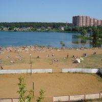 Пляж Коренёвского карьера, Красково