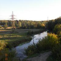 река Пехорка, Красково