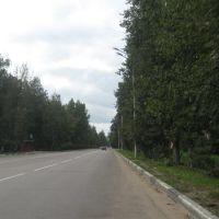 В Пушкино, Красноармейск