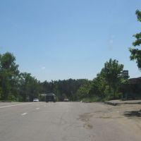 Проспект Испытателей, Красноармейск