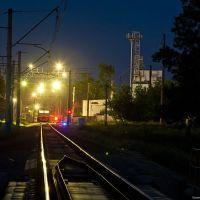 Ночная станция Красноармейск, Красноармейск