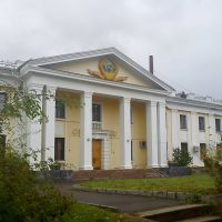 Main building of Russian State Archive of Cinema and Photo Documents, Красногорск