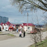 Городской рынок, Краснозаводск