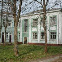 Улица Горького детские ясли, Краснозаводск
