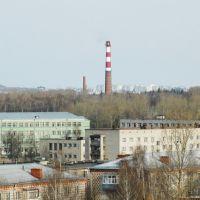 Горизонты города, Краснозаводск
