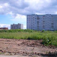 Blue Sky over Krasnozavodsk, Краснозаводск