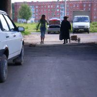 Krasnozavodsk, Краснозаводск