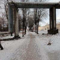 Краснозаводск, Краснозаводск