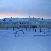 глебовская школа, Красный Ткач