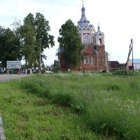 Церковь. м, Красный Ткач