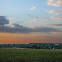 Закат над Люторецким, Крюково