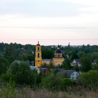Церковь в Крюково, Крюково