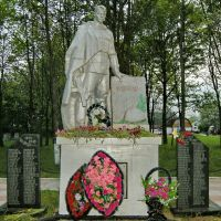 Памятник в Крюково, Крюково