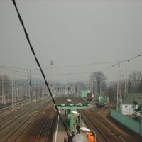 Станция Кубинка, Кубинка