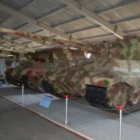 Pz6B Tiger2, Кубинка