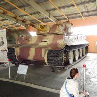 PzKpfw VI Tiger, Кубинка
