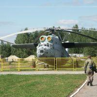 Центральный музей авиации - Central Air Force Museum, Monino, 2005, Купавна