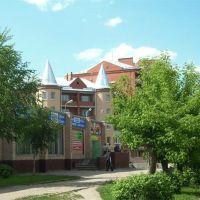 ул. Вокзальная, Куровское
