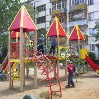 Детская площадка, Куровское