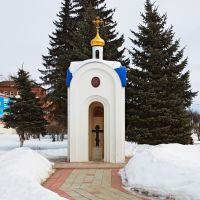 Chapel in Kurovskoe, Куровское