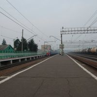 Платформа №2, Куровское