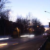 ул. Советская, Куровское